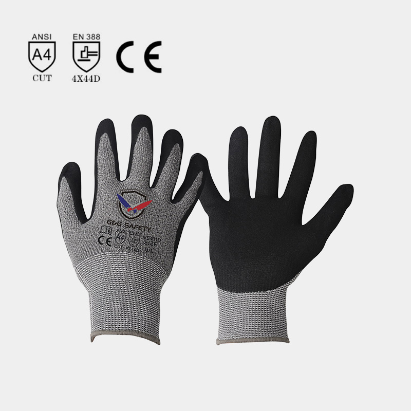 What are the Common Types of Cut-resistant Gloves?
